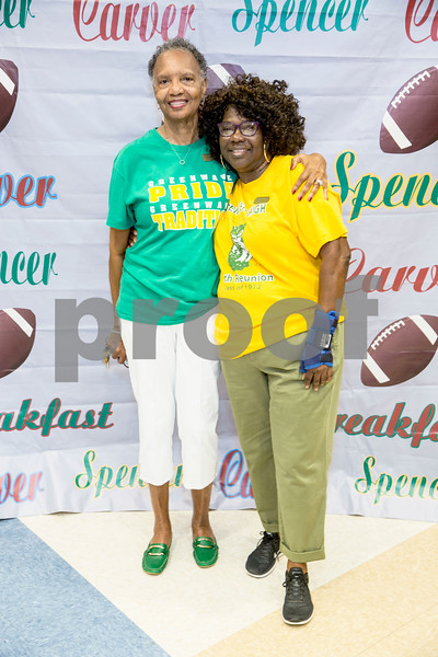 2018 Spencer-Carver Unity Breakfast