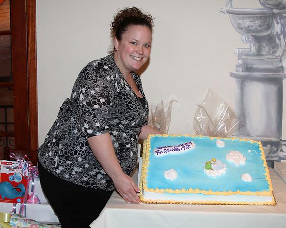 Danielle's baby shower 1-15-11