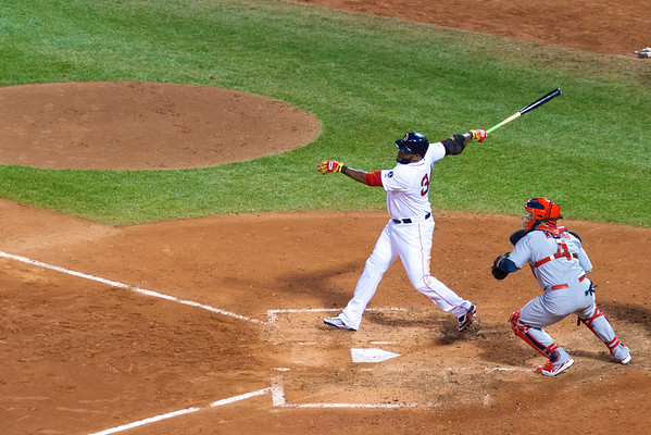 Red Sox vs. Cardinals - 2013 World Series Game 2