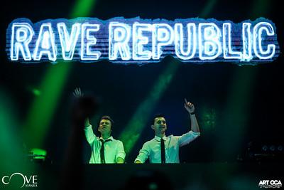 2019.2.22 - Rave Republic at Cove Manila