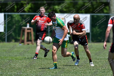 Young Irelands v Donegal - Juniors 7/8/2018