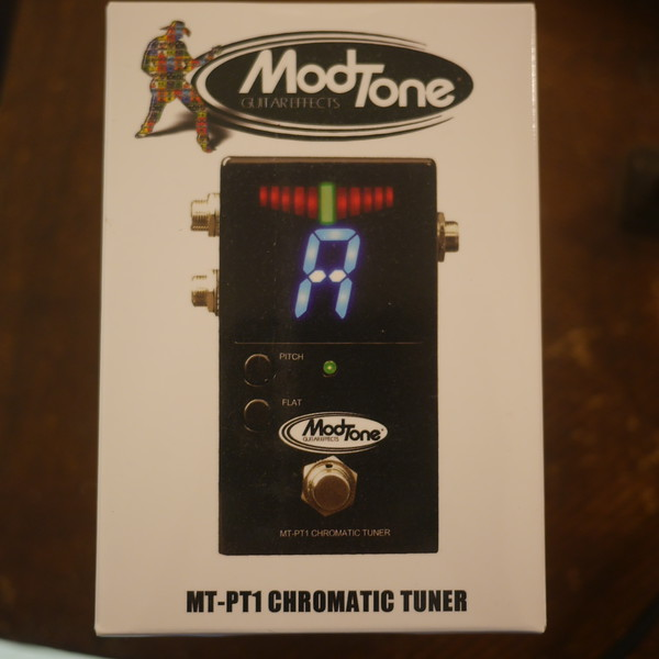 MT-PT1 Chromatic Tuner