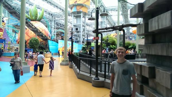 2014 Minnesota Mall of America