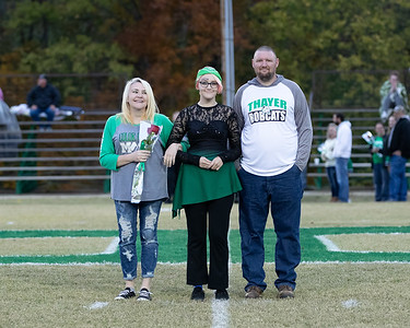 Senior Night Fall Athletics Senior 2021
