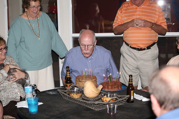 Jack Stolley 80th Birthday Celebration