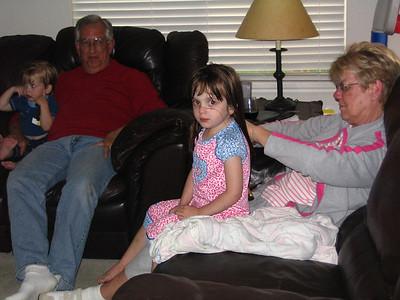 Nana and Papa May