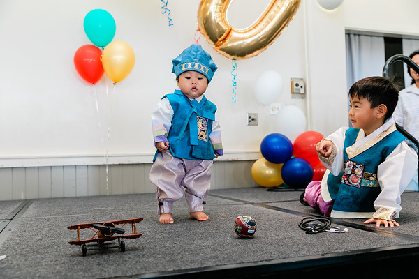 Kenzo's 1st Birthday (Event Photos + Photo Booth)