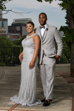 Paris and Quin Prom