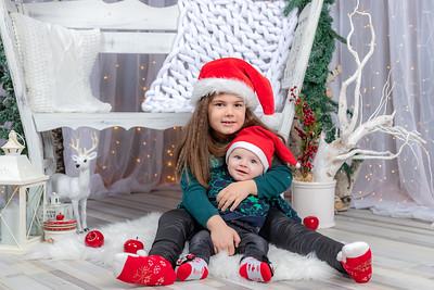 Ивайла и Димитър Коледа 2020