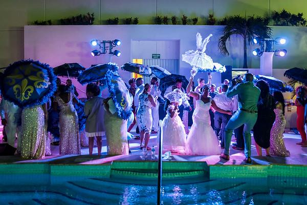 Rashaun + Brennen - Wedding - Beach Palace Cancun