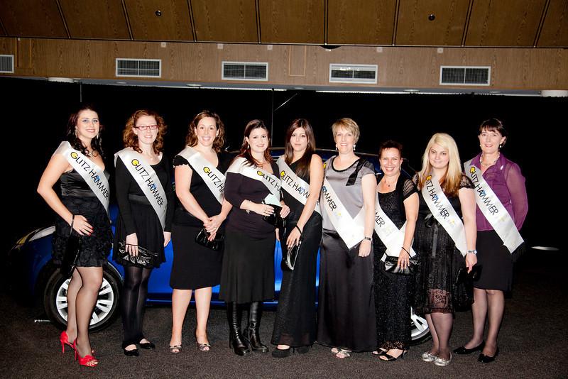 Glitz and Hammer 2010 Ball. Fundraising Event - SA  Cancer Council