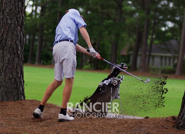 SCHSL AAA Golf State Championships 2012