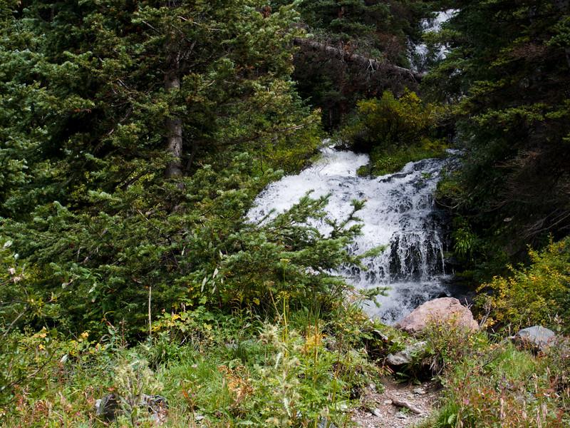 River near Yellow Rose Mine