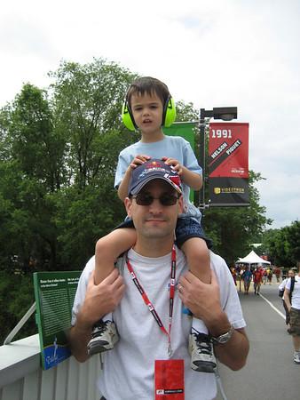 F1 Montreal June 2010
