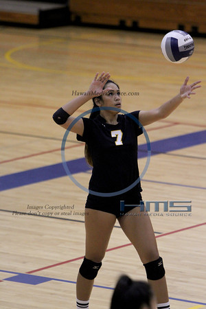 Sacred Hearts Girls Volleyball - KS 10-3-13