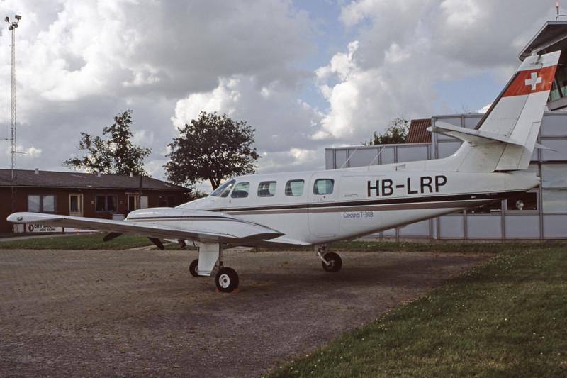 HB-LRP-Cessna T303 Crusader-Private-EKVD-1998-07-25-FF-41-KBVPCollection.jpg