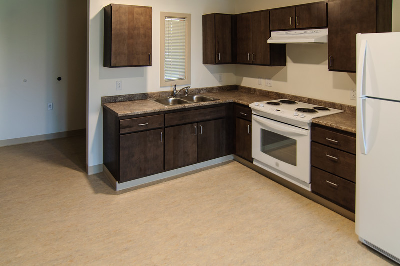 1BR; Kitchen