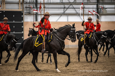 RCMP Carousel - Becancour June 19, 2019