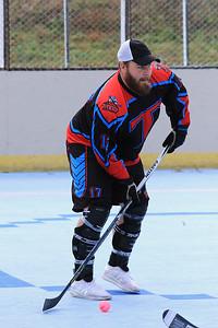 Leominster Dekhockey Center 42nd annual Can Ams tournament, November 3, 2018