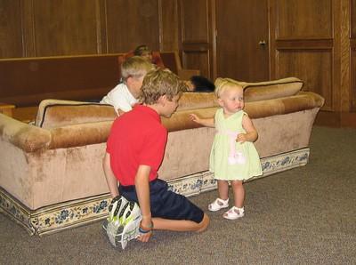 Kid's Baptism