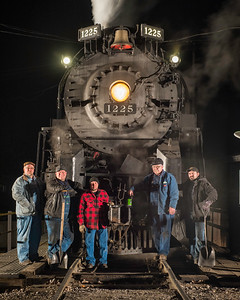 Steam Railroading Institute
