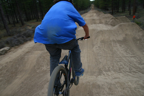 Dirt Jumps 5-7-10