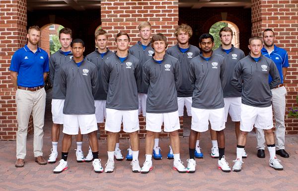 Men's Tennis 2014-2015
