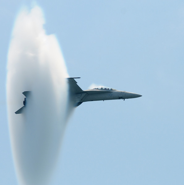 F 18 Hornet  Ocean City Air Show   June 12 2011