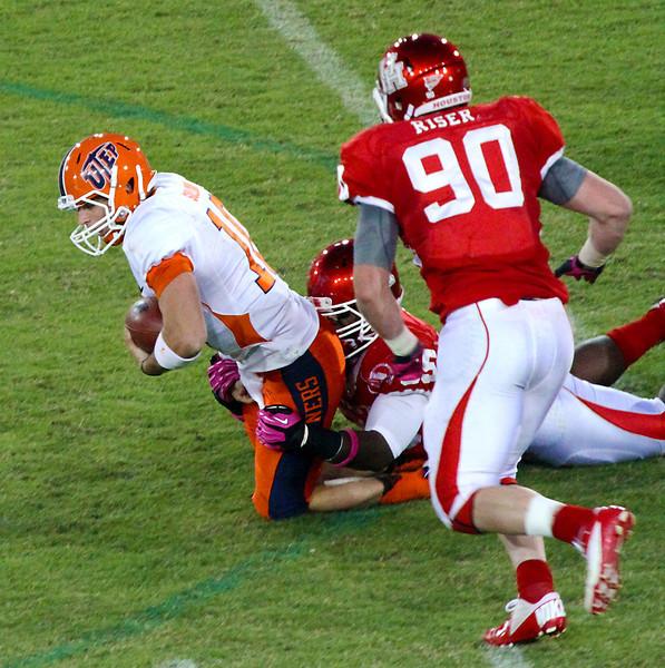 Tillman tackles Sullivan