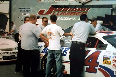 NASCAR Busch North Race @ Thompson 6-18-2005