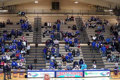 LB Family at home boys' basketball game (2021-02-19)