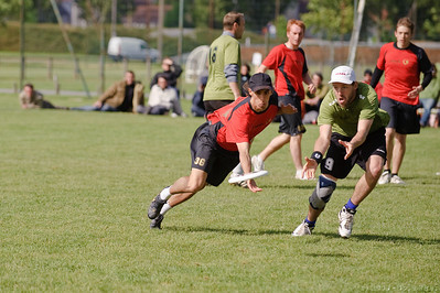 Championnat Open - 2009