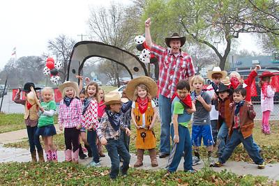 2012-2013 Kindergarten Rodeo