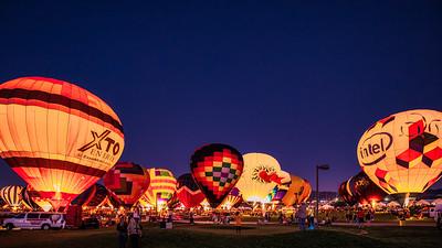 2019 Albuquerque Balloon Festival