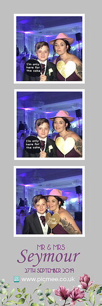 Mr & Mrs Seymour