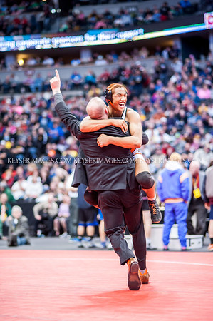 2014 Colorado HS State Wrestling
