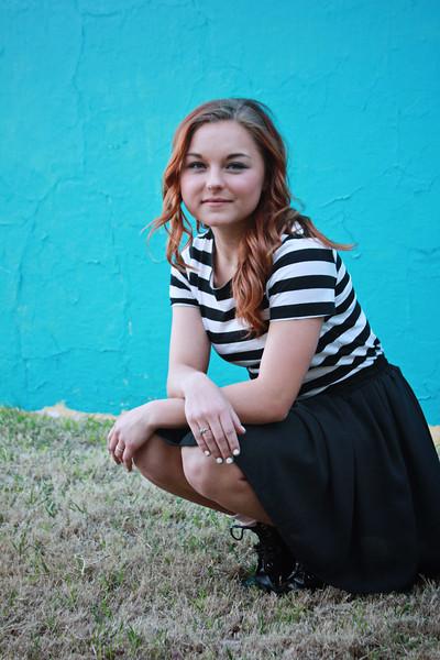 Cortnie's Senior Pics