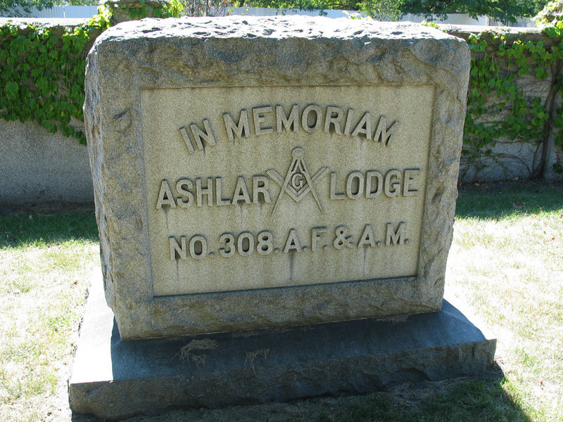 Ashlar Lodge