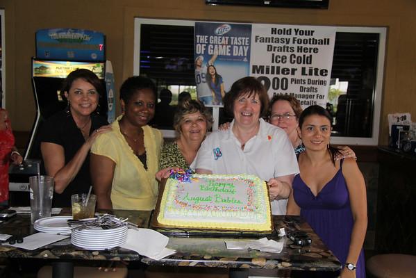 Leo Babes, Birthdays,  Aug 15, 2009 West Boca Raton, FL