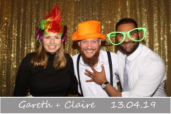 Claire + Gareth
