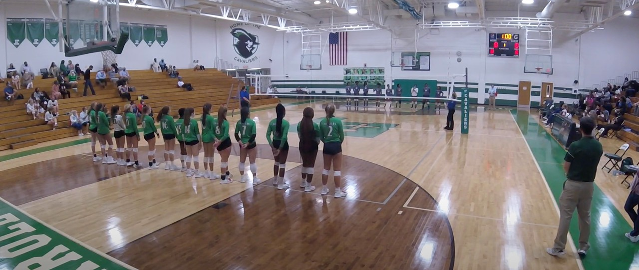 🎥 🏐 Clay-Chalkville @ John Carroll Catholic | Varsity| Video