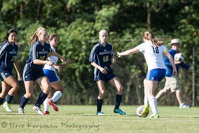 2017 PHS Girls Soccer vs CAI