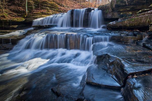 Lafayette Area Falls