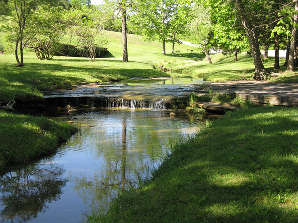 Roadside Park for All Seasons, Gainesville, MO