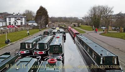 Llangollen Canal: Llangollen Wharf to Trefor