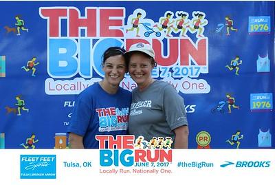 2017 The Big Run - Photobooth