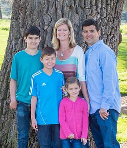 Tina, Jason & Family