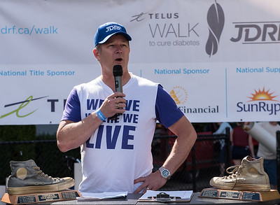 TELUS JDRF Walk 2017