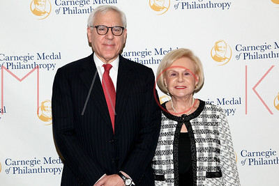 NEW YORK, NY - OCTOBER 15:  The 2015 Carnegie Medal Of Philanthropy Award Ceremony at New York Public Library on October 15, 2015 in New York City.
