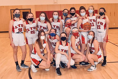 Meet LTS Girls Varsity Basketball photos by Gary Baker